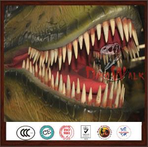 Jurrasic Dinosaur Theme Park Animatronic Mechanical Dinosaur