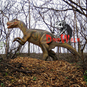 Jurassic Theme Park Animatronic Dinosaur Remote Control T-Rex