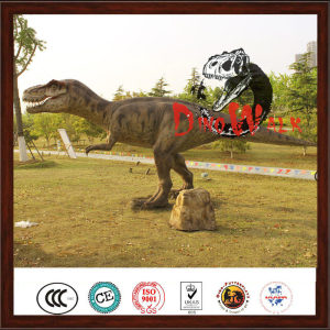 Amazing Park Attractive Life Size Real Dinosaur