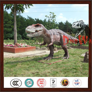 Jurassic Museum Outdoor Foam Soft Rubber Dinosaurs