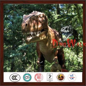 Attractive Life Size 3d Animated Robotic Dinosaur T-rex