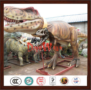 Dinosaur Park High Simulation Dinosaur Model For Sale