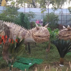 Dinosaur Theme Park High Quality Mechanical Animatronic Dinosaur
