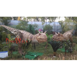 Dinosaur Theme Park High Quality Mechanical Animatronic Dinosaur