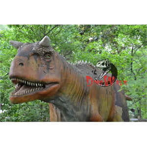 Theme Park Outdoor & Indoor High Quality Animatronic Dinosaur Model