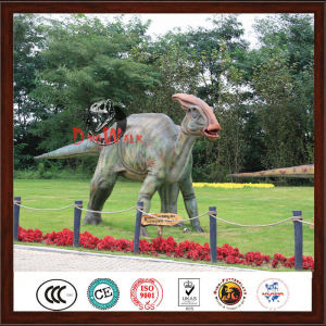 Attractive realistic dinosaur model for chirstmas decoration