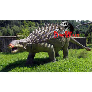 Jurrasic park realistic dinosaur equipment animatronic model