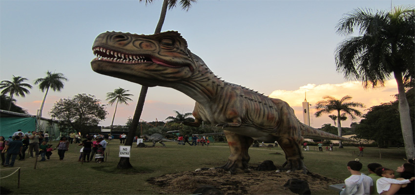 Zigong Dino Walk Science & Technology Inc.