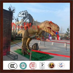 dinosaur robot supplier diplodocus model