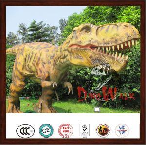 Animatronic remote control  jurassic dinosaur