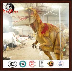 Disfraces de  dinosaurios para feria