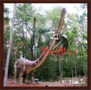 Les dinosaures robotisés à vendre
