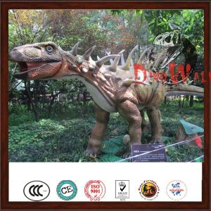 Geological Museum Animatronic Dinosaur