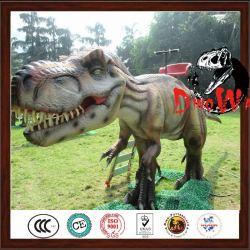 andar de dinossauro triceratops passeio