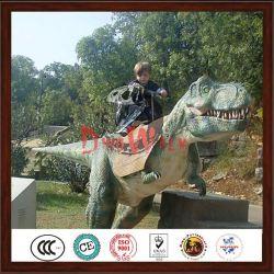 animatronic allosaurus passeio