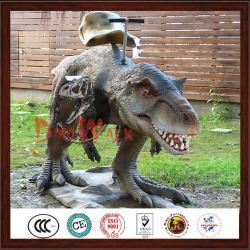 T-rex robô de passeio