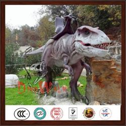 animatronic tiranossauro rex passeio