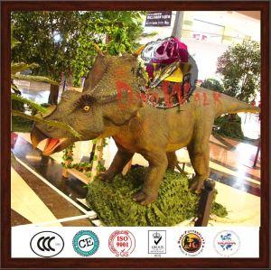 jogo de entretenimento passeio de dinossauro