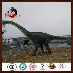 Dinosaur park life size dinosaur model
