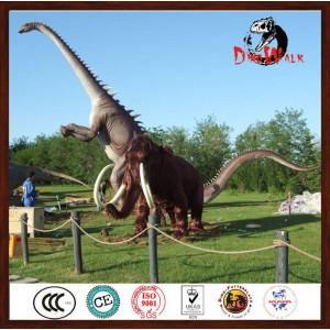 huge dinosaur statues model
