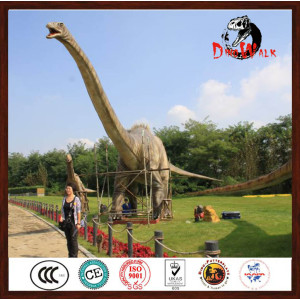 Theme park  decoration dinosaur diplodocus model