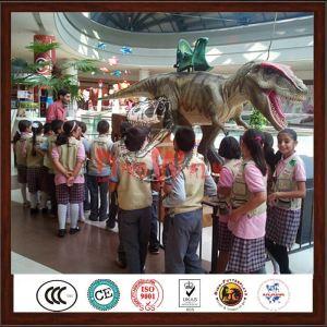 Amusement Dinosaur Ride for kids
