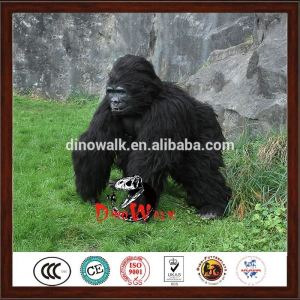 Customized professional animatronic gorilla costume with competitive price