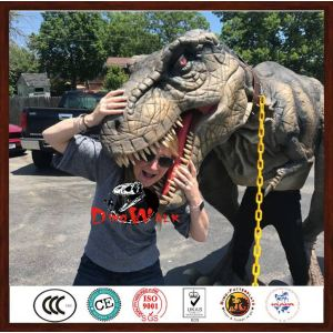 Factory price make a dinosaur costume with high quality