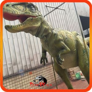 Low Price dance dinosaur costume prop with certificate