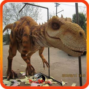 China manufacturer dinosaur custom hidden legs made in