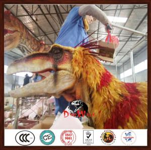 New product 2017 life size robot dinosaur costume with best quality and low price