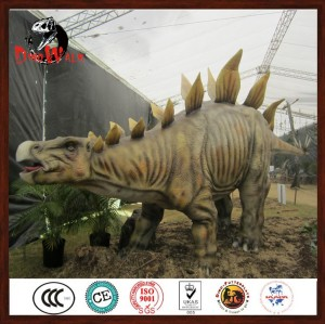 outdoor large animatronic robotic T-Rex dinosaur