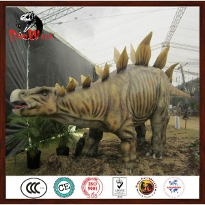 outdoor large animatronic robotic T-Rex dinosaur