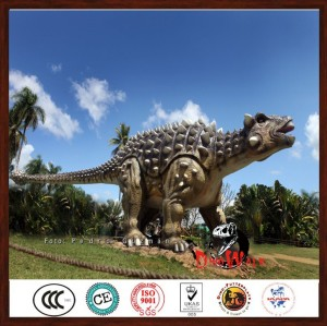 Quality dinosaurio animatronic model China manufacturer