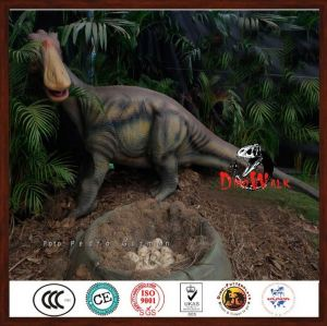 Cheap high simulation animatronic dinosaur