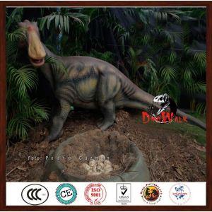 Cheap high simulation animatronic dinosaur