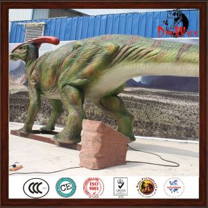 Hot sale indoor t-rex exhibition animatronic dinosaur