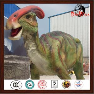 new fashionable stylish life size animatronic dinosaur statue