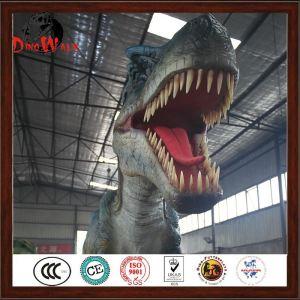 Modern design park china dinosaurios with good quality