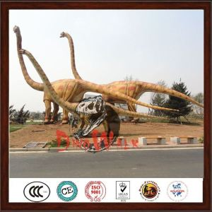 2017 hot sale Animatronic dinosaurios with great price