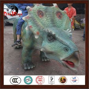2017 hot style remote control dinosaur rides with great price