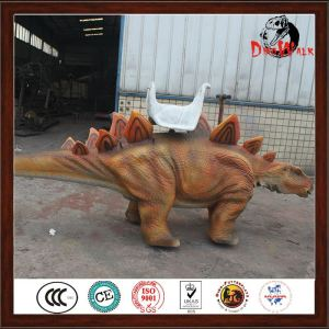 Best quality animated walking dinosaur ride for mall with best and low price
