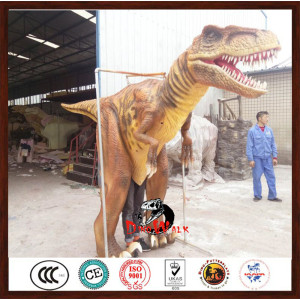 China Supplier new walking with dinosaur costume Factory