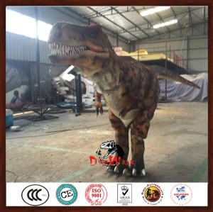 good quality t rex hidden legs dinosaur costume manufacturer