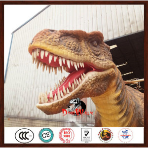 Hot Sell realistic robot t-rex dinosaur costume with CE certificate