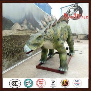 Amusement Life Size Animatronic Animal Dinosaur