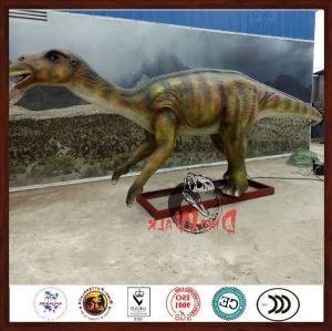Walking Realistic Robot Dinosaur