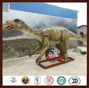 Animatronic Life Size Dinosaur 3D Skeleton Model