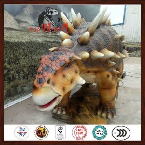 Jurassic Park Animatronics Dinosaur Model