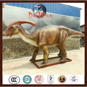 Life Size animatronic parasaurolophus Games For Sale
